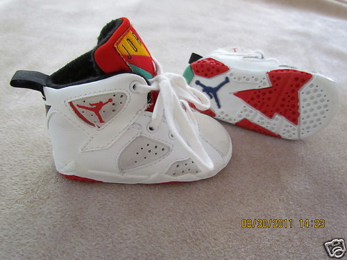 new style 00cc5 95351 Air Jordan VII Toddler: Hare - 1991 Original - Air Jordans ...