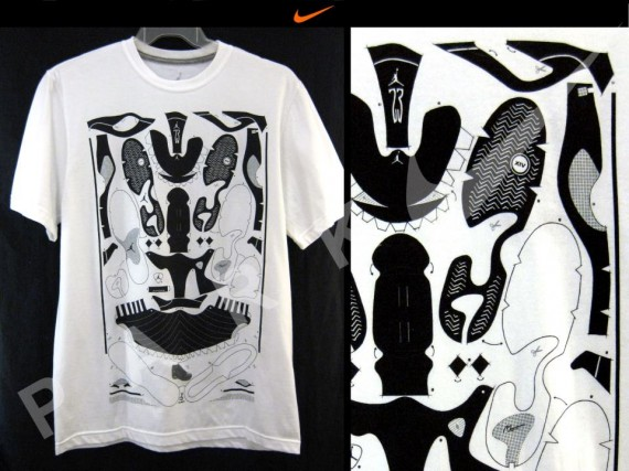 best website a9dab 1112f Its no secret that Jordan Brand drops t-shirts to match upcoming retros  before their release date and this piece of apparel continues the trend.