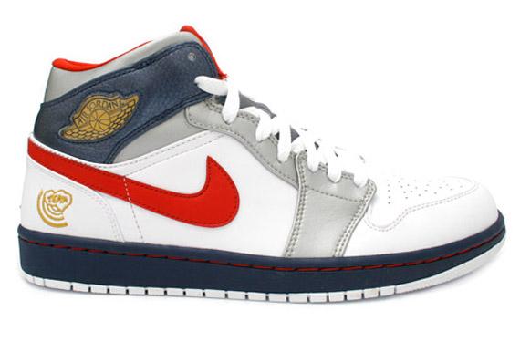 Air Jordan 1 Retro - Olympic
