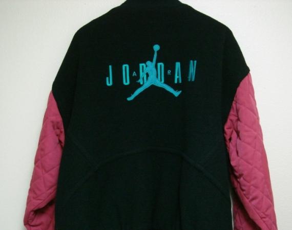 Air Jordan Letterman Jacket