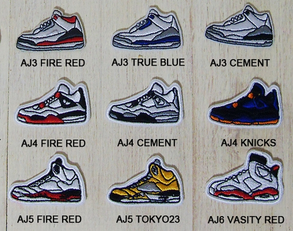 Air Jordan Patches - Air Jordans, Release Dates & More ...