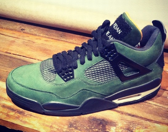 pretty nice a3319 2d2a8 UNDFTD x Air Jordan IV: Unreleased Sample - Air Jordans ...