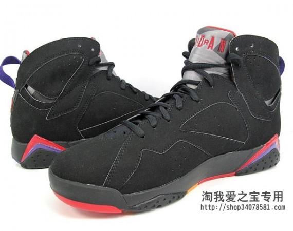 separation shoes 1f04b f413a Air Jordan VII 'Raptors' Archives - Air Jordans, Release ...