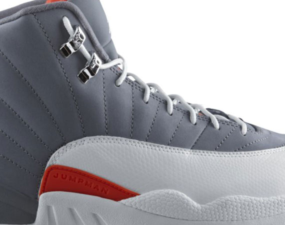 info for 68936 f44ee Air Jordan XII 'Cool Grey' Archives - Air Jordans, Release ...