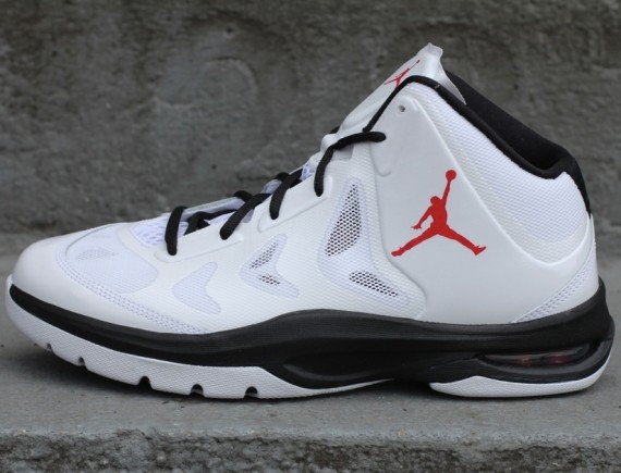 new styles fab50 51cb2 Yeah you ve got boxes of retro basketball sneakers stacked to the ceiling  but how often do you actually play in those  That s what we thought. Jordan  Brand ...