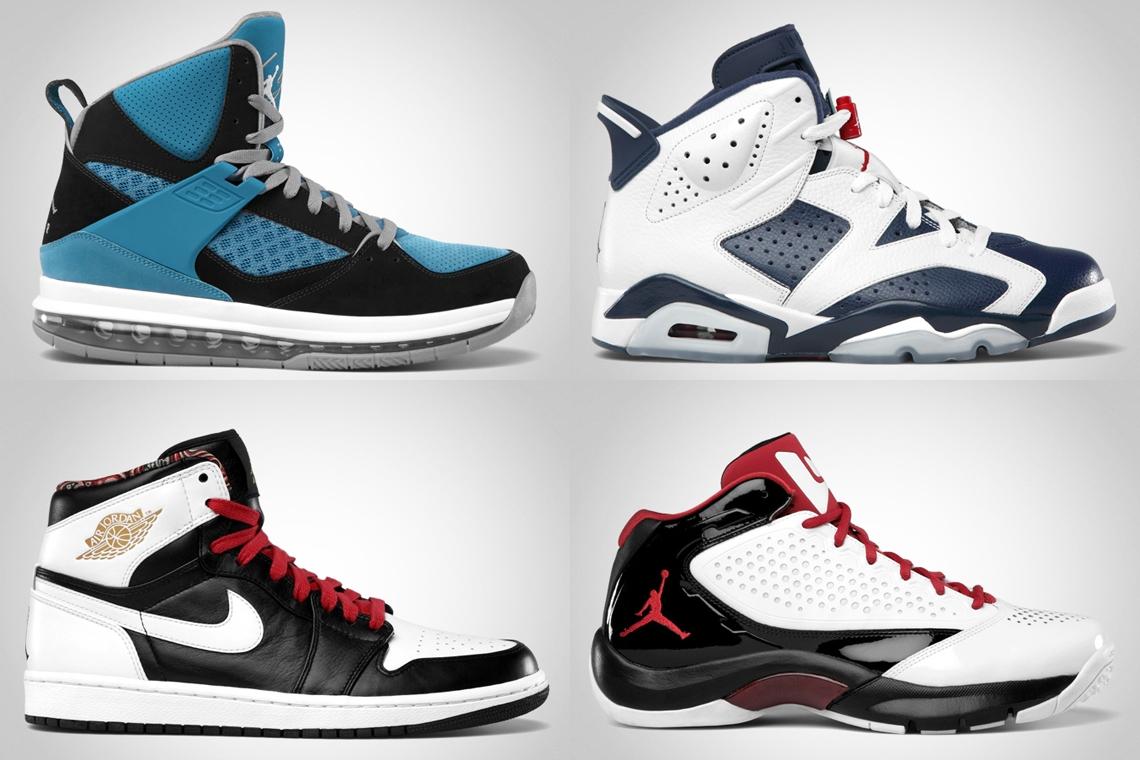jordan brand july footwear update