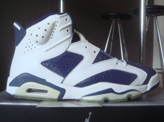 promo code 46d79 1adea Air Jordan VI 'Olympic' Archives - Air Jordans, Release ...