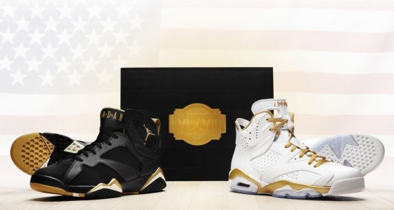 "competitive price 09eb5 3d14b Air Jordan ""Golden Moments Pack"" – Foot Locker Release Info ..."
