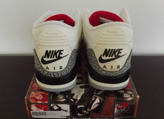 info for be4ce 33a5d Air Jordan III 'White/Cement' Archives - Page 2 of 2 - Air ...