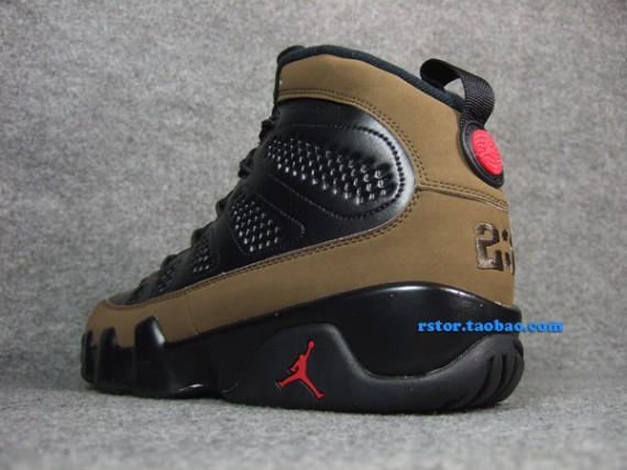 outlet store 240cf 85fe4 Air Jordan IX 'Olive' Archives - Air Jordans, Release Dates ...