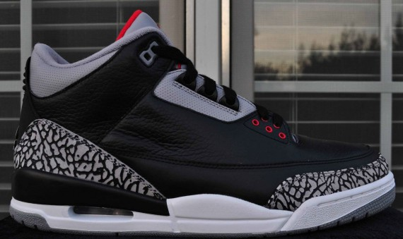 outlet store c0ae3 525ff The Daily Jordan: Air Jordan III