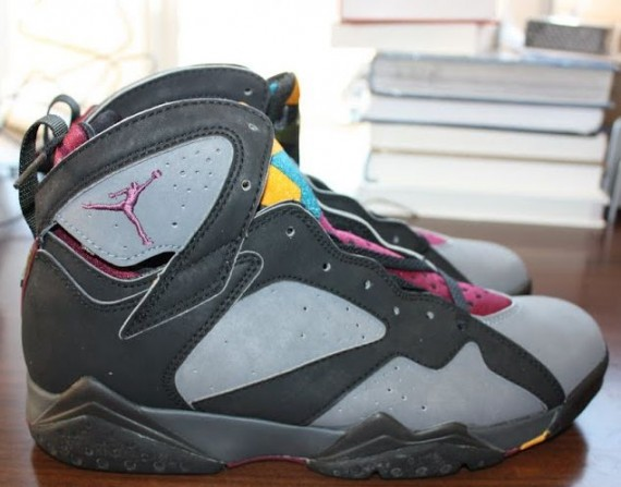 low priced a39d3 9d9f8 Air Jordan VII 'Bordeaux' Archives - Air Jordans, Release ...