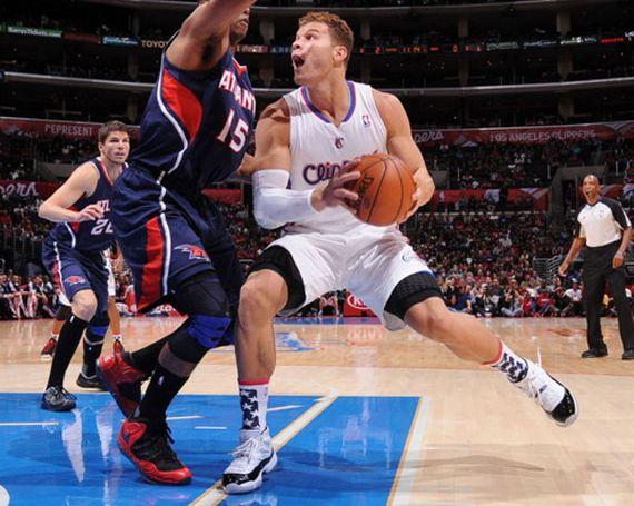 NBA Jordans on Court: Weekend Recap