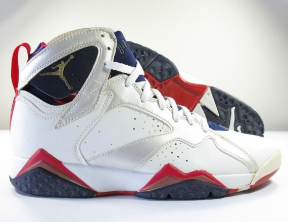 online retailer 985d7 5a513 The Daily Jordan: Air Jordan VII