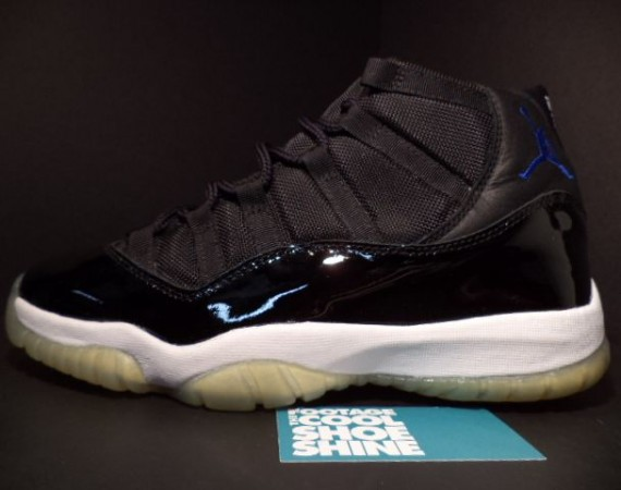 uk availability 2f076 01990 Air Jordan XI 'Space Jam' Archives - Page 2 of 2 - Air ...