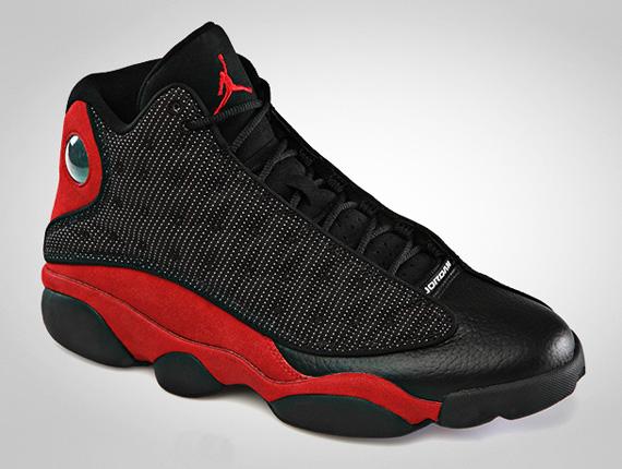 sports shoes 044e8 790a9 Air Jordan XIII 'Bred' Archives - Air Jordans, Release Dates ...