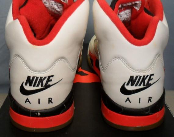 timeless design 435f1 75ee7 Air Jordan V: