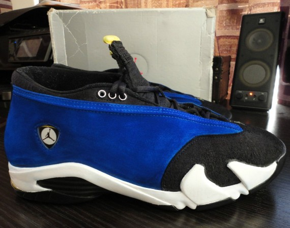 The Daily Jordan: Air Jordan XIV Low