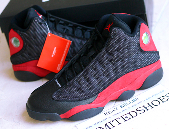 sports shoes f5dbe f515c Air Jordan XIII 'Bred' Archives - Air Jordans, Release Dates ...