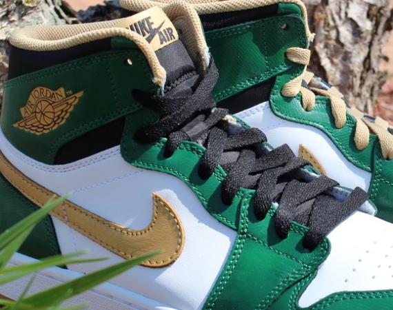 Air Jordan 1 'Celtics' Archives - Air