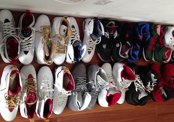 jordan's shoe collection cheap online