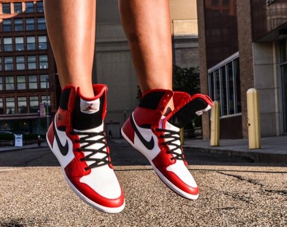 """Air Jordan 1 Skinny High GS """"Chicago"""
