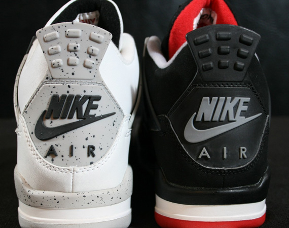 new concept 7cfa2 4da79 Air Jordan IV: