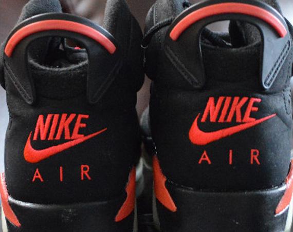 designer fashion 497ef bfa78 Air Jordan VI 'Infrared' Archives - Air Jordans, Release ...