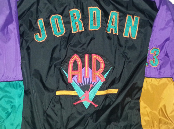 Vintage Gear: Nike Air Jordan VII