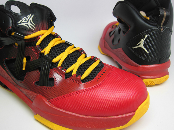 newest 06d51 c824e Daily Deal: Jordan Melo M9 - Metallic Gold - Gym Red - Air ...