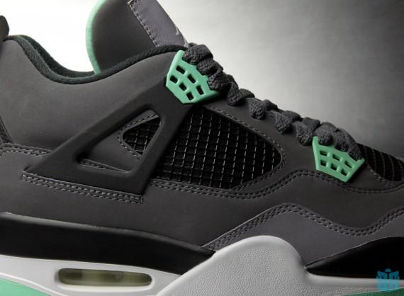 low priced 9708f 5d9c3 Air Jordan IV 'Green Glow' Archives - Air Jordans, Release ...