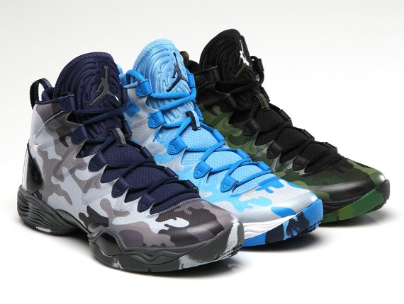 "big sale 37dbb 87fba If you were unsure about whether to pick up the new Air Jordan XX8 SE,  these photos of the ""Camo Pack"", which are now available at select Jordan  Brand ..."