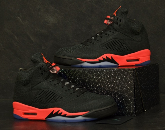 """size 40 70cd1 05fcc Before we head into a new year and start to focus our attention on other  infrared editions like the classic Air Jordan 6 installment, the Air Jordan  3Lab5 """" ..."""