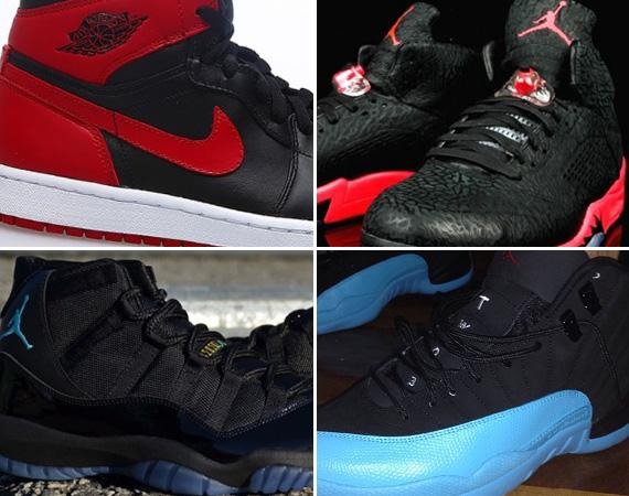 December 2013 Air Jordan Releases - Air