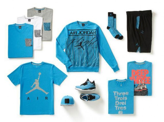 powder blue 3s outfit