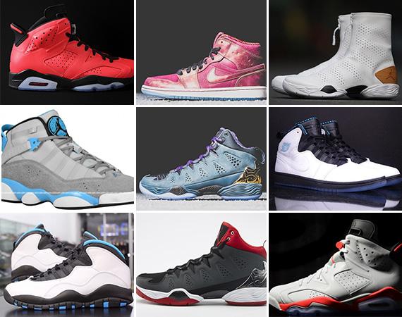 February 2014 Jordan Brand Releases