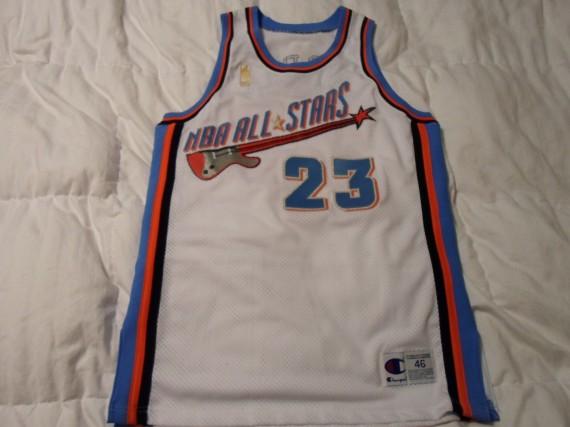 the latest 4bb49 cacff Vintage Gear: Michael Jordan 1997 All-Star Game Jersey ...