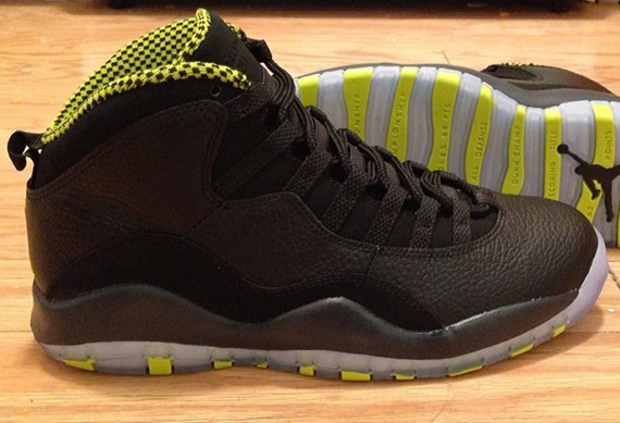 """sale retailer cdca9 96210 With all of the Air Jordan 10 retros that we ve seen, it d be  understandable if you overlooked the upcoming Air Jordan 10 """"Venom Green"""",  but we re hear to."""