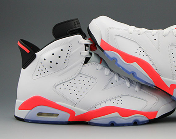 pick up cc763 33a4b Air Jordan 6