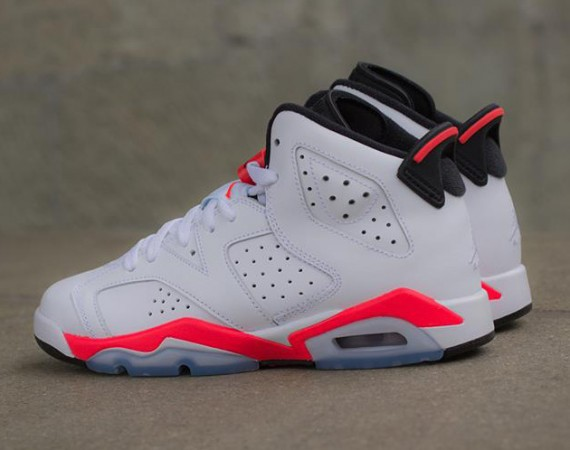 competitive price a0383 8ac3d Air Jordan 6 Retro: