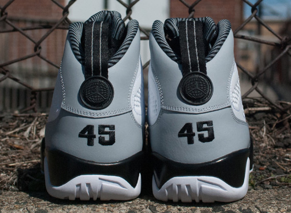 timeless design c369f 95e7d The Air Jordan 9 marks an interesting time in Jordan Brand s history  because it had the brand scrambling to put out a signature shoe for a  player that ...