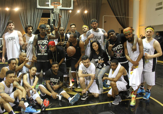 Dipset Squares Off Against Fool's Gold Records at Terminal 23