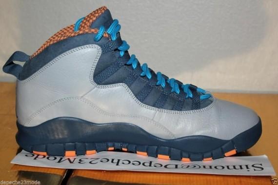 premium selection 39786 2676d Air Jordan 10: