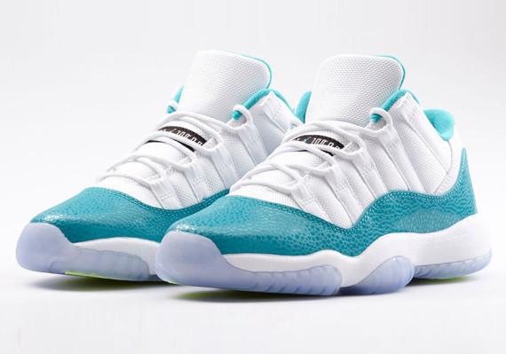 best sneakers 6c5ef 78e8a 2 New Air Jordan 11 Low Retro Releases for April 2014 - Air ...