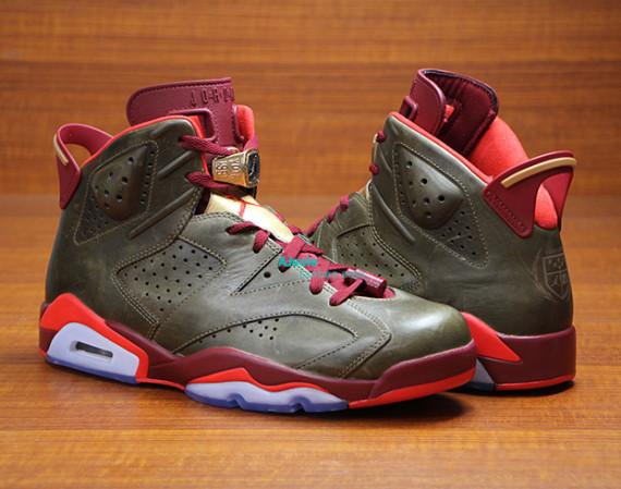 Air Jordan 6 Retro: