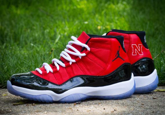 "Michigan Jordan Gear >> Dillon DeJesus Presents Air Jordan 11 ""Big 10 Conference ..."