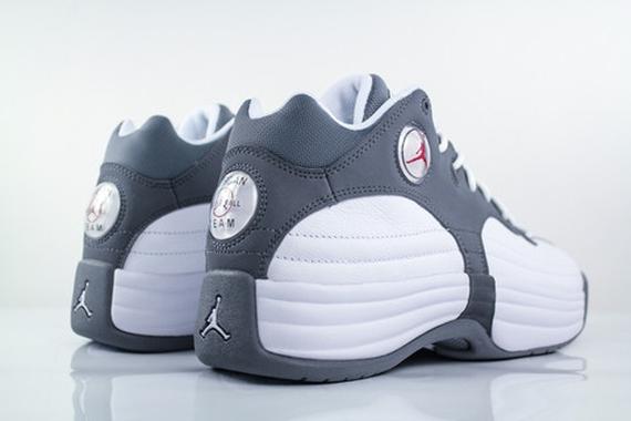 white team jordans