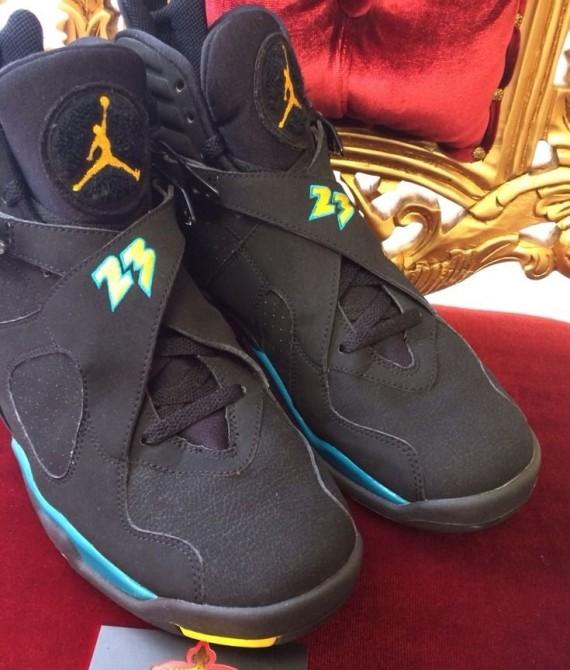 sports shoes 5391f 87fc6 Air Jordan 8: Chris Paul
