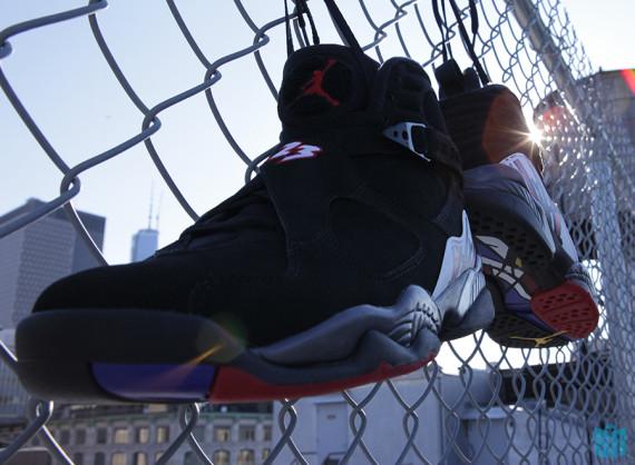 Eastbay Restocks Two Air Jordan 8