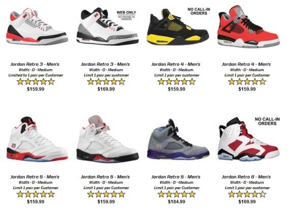 sneakers for cheap 7119b d44a5 Air Jordan Restock at Eastbay for July 22nd - Air Jordans ...